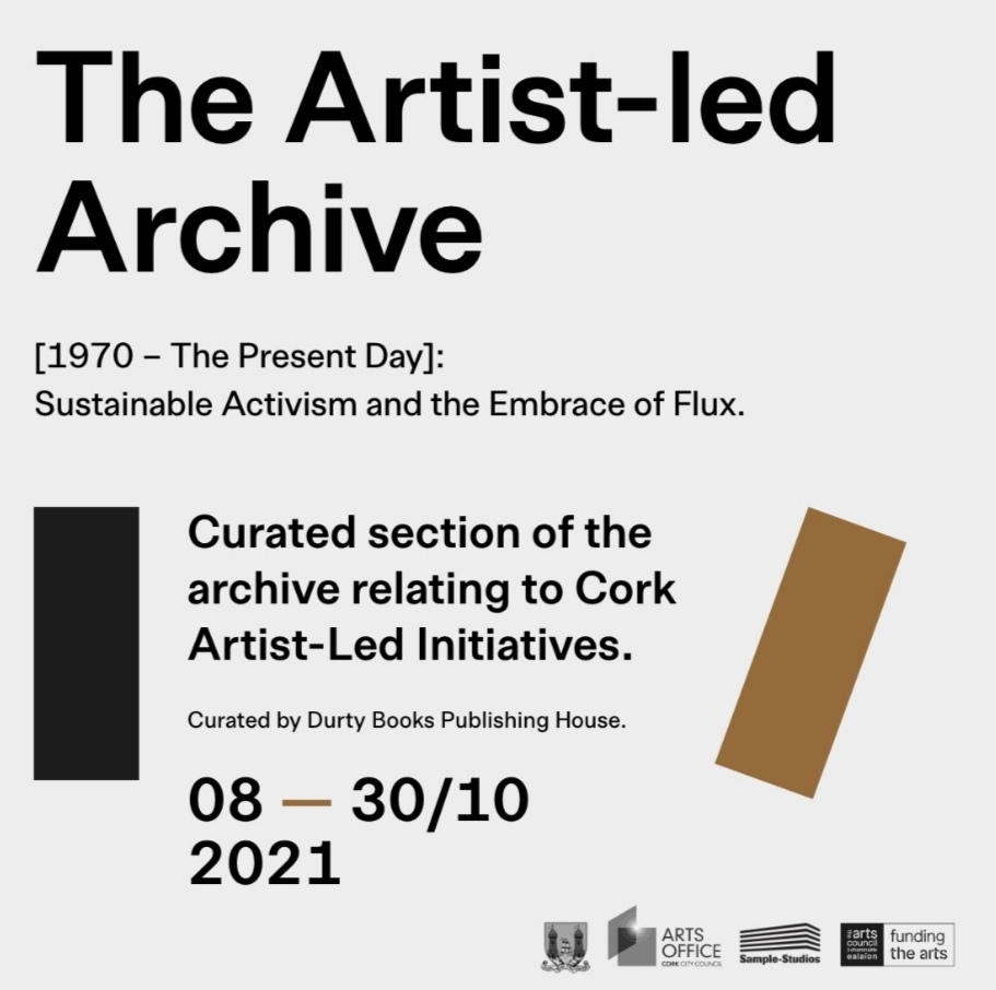 The Artist-Led Archive   Group Show at Lord Mayor's Pavilion, Fitzgerald's Park, Cork