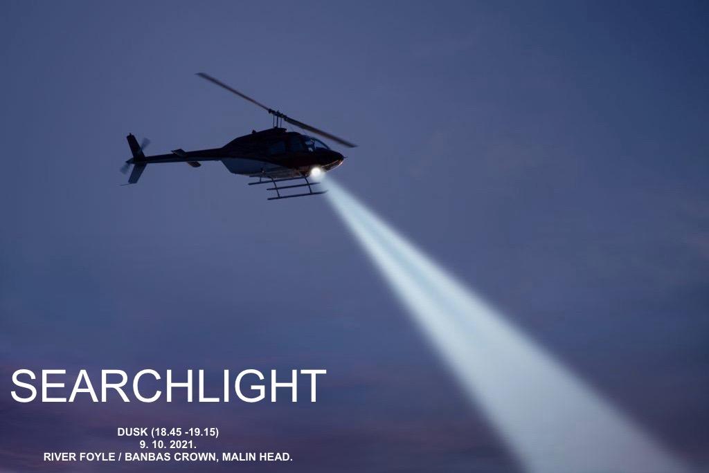 SEARCHLIGHT | Immersive Project at Malin Head
