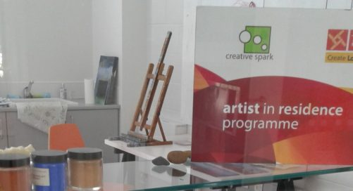 Open Call | Artist in Residency Programme 2022 at Creative Spark