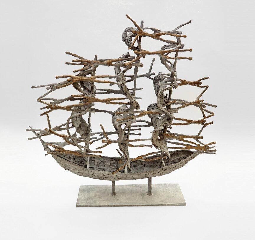 Shifting Ground | John Behan RHA at The Kenny Gallery